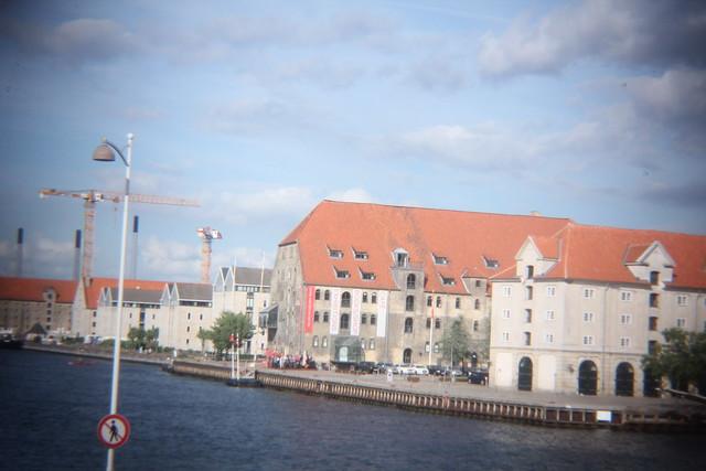 Copemhagen by Holga