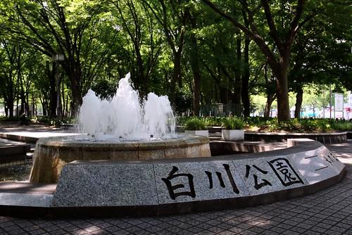 2014-07-12,白川公園,名古屋