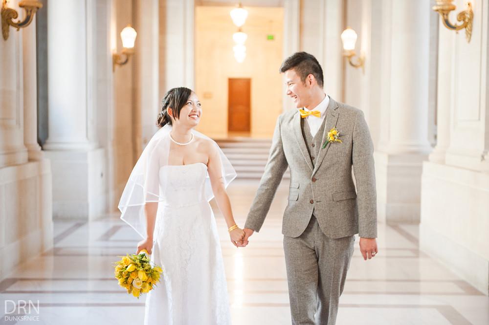 Michelle + Benson - Wedding