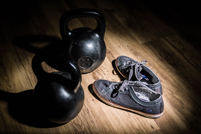 Kettlebell is a power
