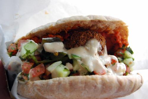 WPIR - Authentic pita sandwich