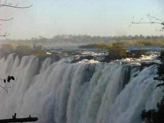 Cataratas Vitória, Zambia