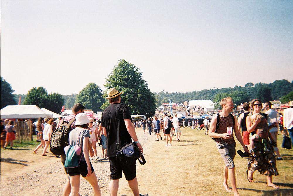 Latitude Festival 2014: Disposable