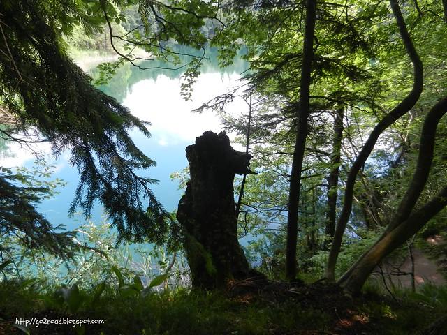 Плитвицкие озера, маршруты