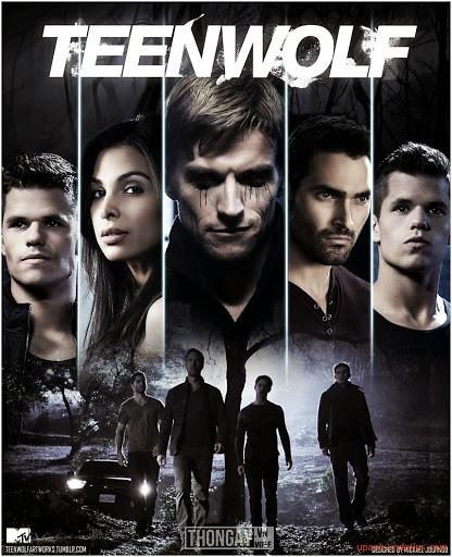 Phim Người Sói Nổi Loạn: Phần 4 - Teen Wolf: Season 4