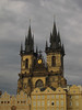 Church of Mother of God in front of Týn