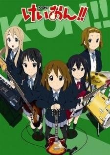 K-On!! (Ss2) - K-ON! Season 2 | Keion 2 | K-On!! 2nd Season