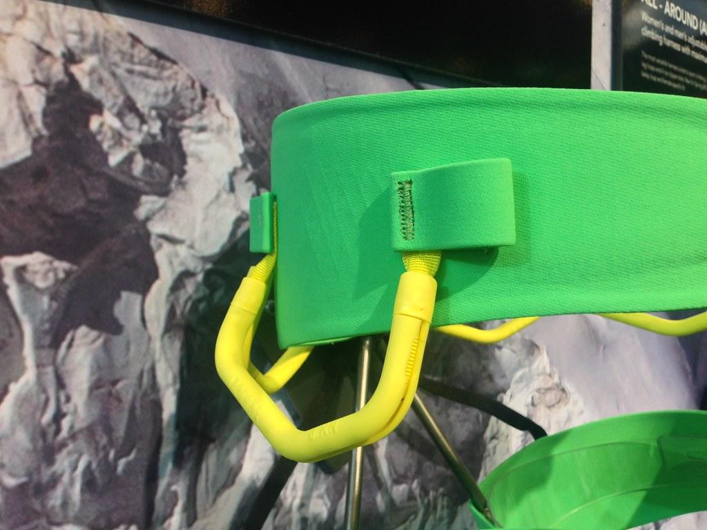 Arc'teryx climbing harnesses
