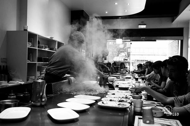 [宜蘭 羅東]–在地好吃鐵板燒–鼎饌鐵板燒