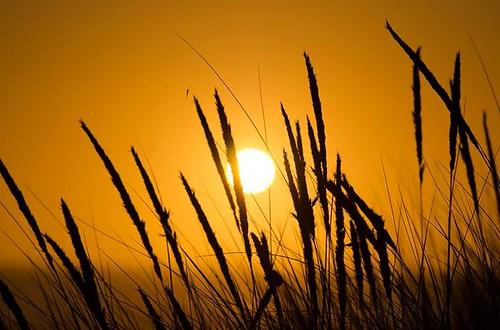 Sunset at Bastendorf Beach