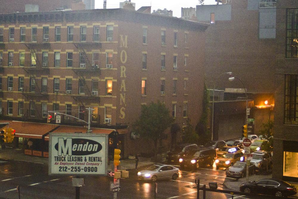 new york subway High Line chelsea manhattan lower west side