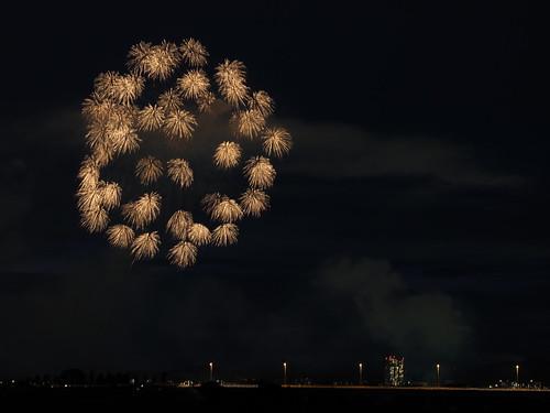 Okazaki Fireworks 2014 #03