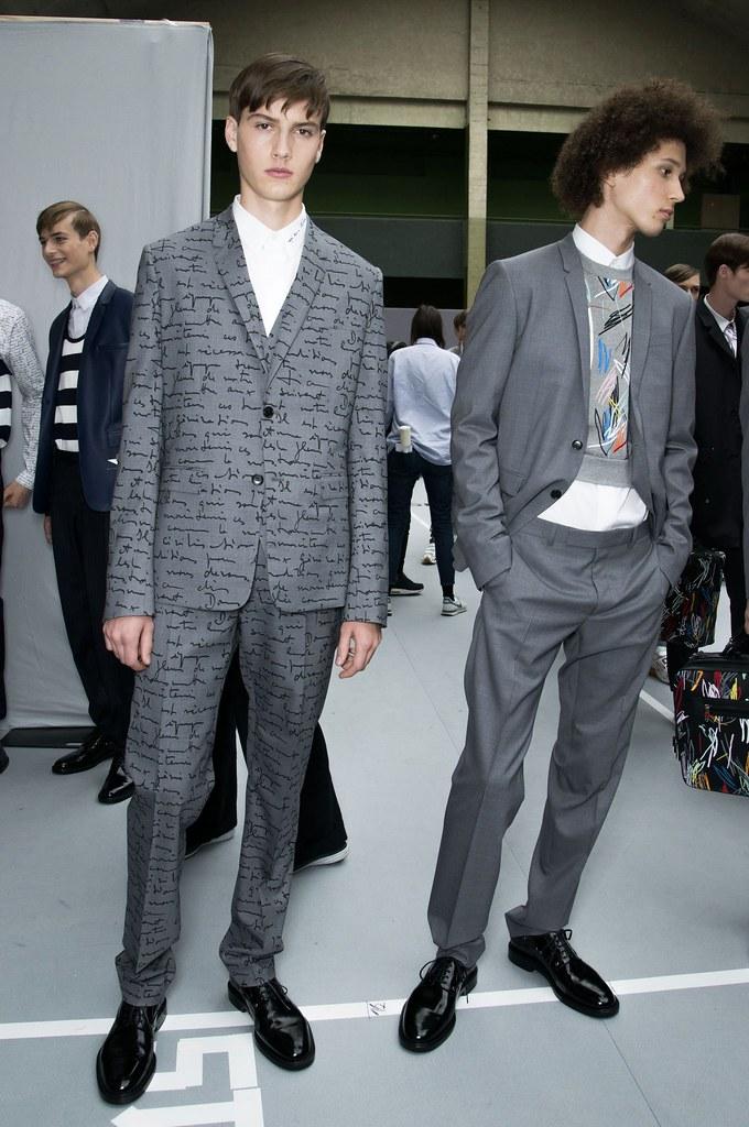 SS15 Paris Dior Homme240_Ted LeSueur, Abiah Hostvedt(fashionising.com)