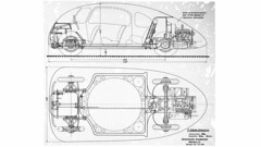 automotive exterior, technical drawing, line art, sketch, line, diagram, drawing,