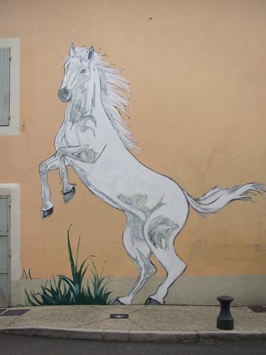 Tulette (place du cheval blanc)