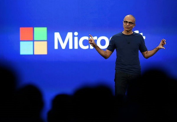 US-SATYA-NADELLA-DELIVERS-OPENING-KEYNOTE-AT-MICROSOFT-BUILD-CON
