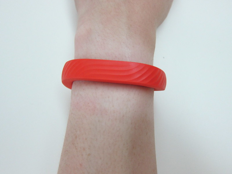 Jawbone UP 24 - On Hand