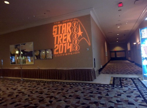 Star Trek Convention 2014 #throughglass