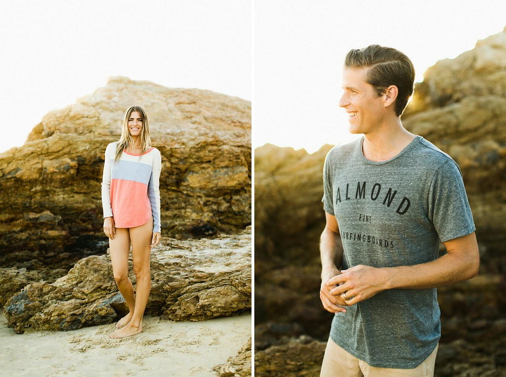 Ben Sasso Laguna Beach Couple Shoot