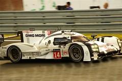 Porsche Team's Porsche 919 Hybrid Driven by Marc Lieb, Romain Dumas and Neel Jani