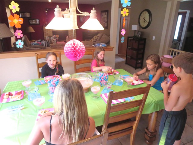 Karli 10th Birthday