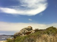 Iphoneography/Carmel River Beach