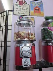 Coffee gumballs