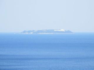 Hatsushima Island from Sogaura Coast
