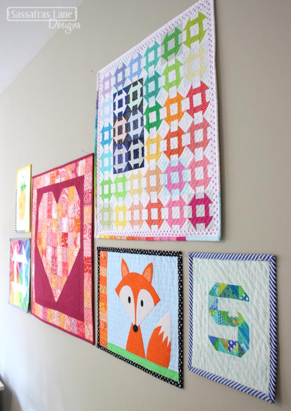 Mini Quilt Wall