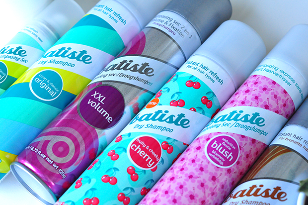 stylelab beauty blog review Batiste dry shampoo original cherry xxl volume mini blush brunette 3
