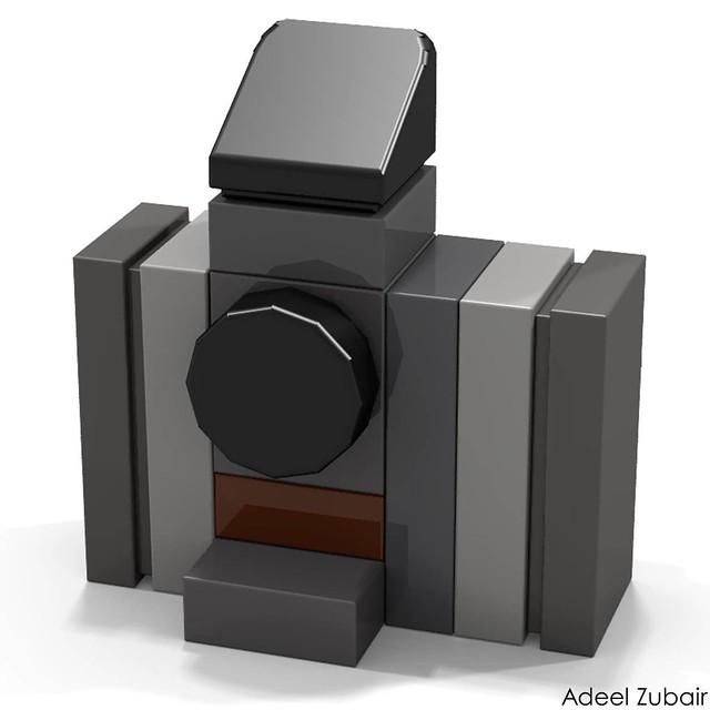 LEGO Minifigure Scale Lego Set - Arkham Asylum Breakout (10937)
