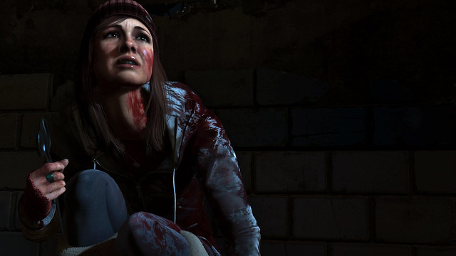 Трейлер Until Dawn с Gamescom 2014