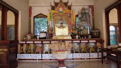 Koh Samui Wat Kiriwongkaram mummied