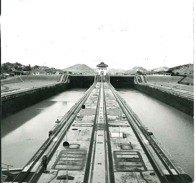 Canal de Panama 1968