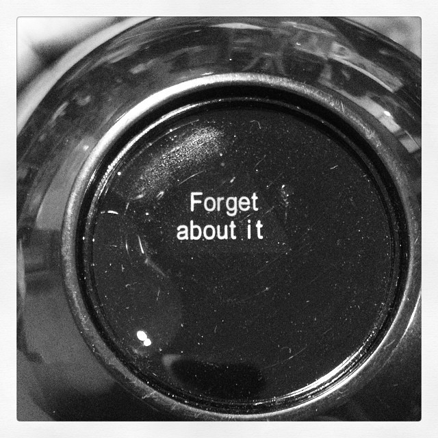 I'm selling the 8-ball at a #fleamarket tomorrow. It doesn't agree. #magic8ball #project365
