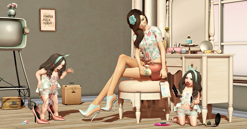 """Amelie et les petites: Episode """"Beauty Care"""""""