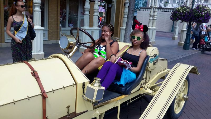PHOTOS: MultiChoice subscribers family win trip to Disneyland