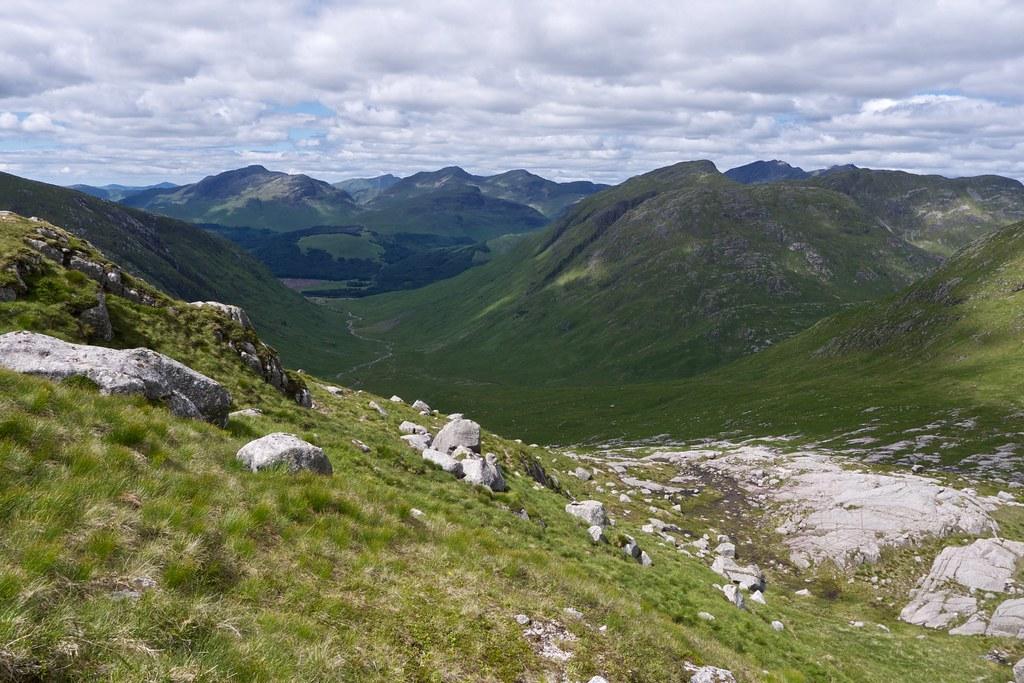 Towards Glen Etive