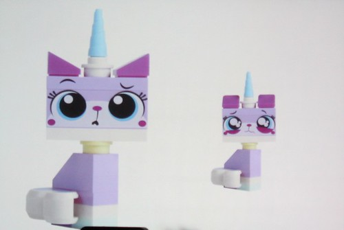 The LEGO Movie 2015 Unikitty