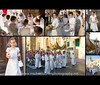 First Holy Communion Procession