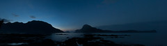 El Nido Blue Hour Panorama