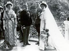 Hochzeit Karl und Zita Habsburg