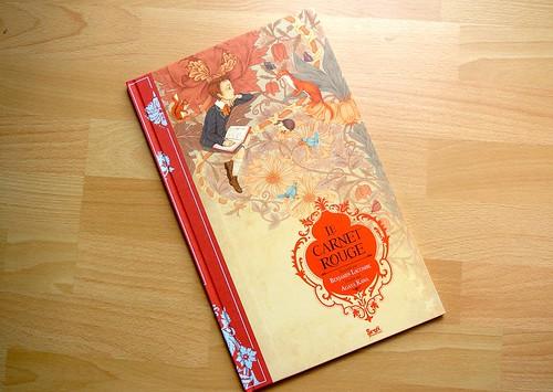 Le carnet rouge de Benjamin Lacombe, Agata Kawa