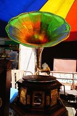 C04-06 Antique Turntable