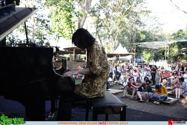 Ubud Village Jazz Festival 2014 - Seiji Endo (1)
