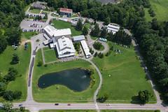 Glimmerglass Festival Aerial Shot