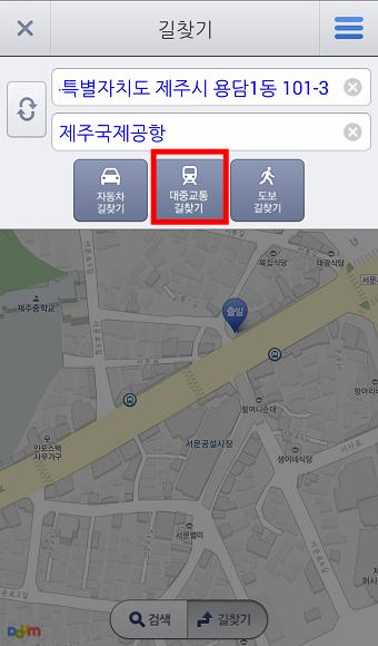 daum地圖