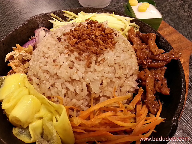 Sizzling Bagoong Rice from Thaicoon