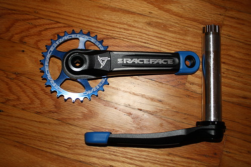 2015 RaceFace Turbine Cinch