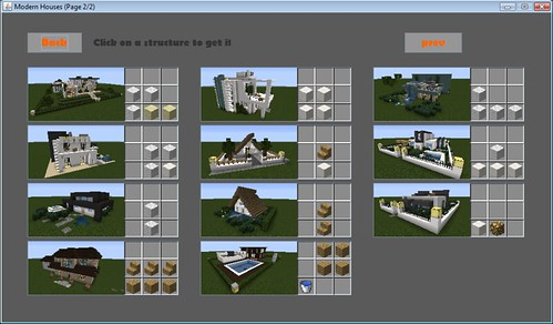 14904429466 7931102c66 MaggiCraft Instant Structures Screenshots and Recipes